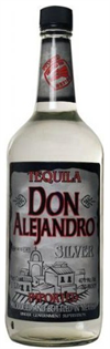 Don Alejandro Tequila Silver 1.00l - Case of 12
